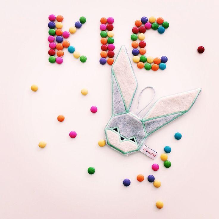 Kic, kic sweet candies and pacifier teddy❤️#lullalove #sweets #lentils #rabbit