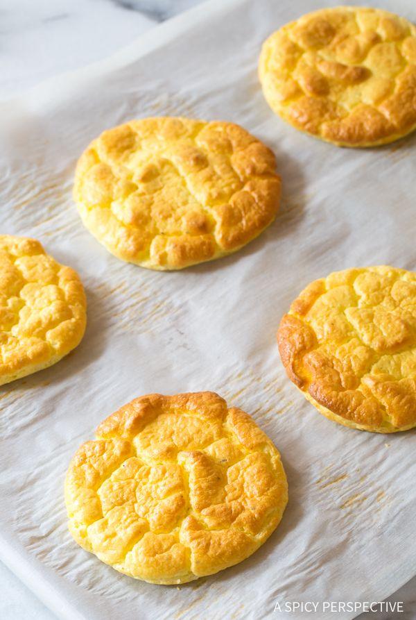 Truly - The Best Cloud Bread Recipe #lowcarb #glutenfree #grainfree