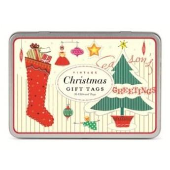 Vintage Christmas Gift Tags