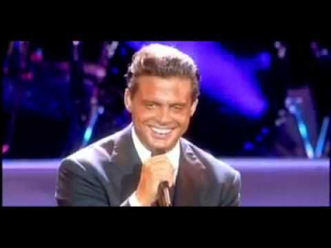 El Reloj, Besame Mucho - Luis Miguel en vivo - YouTube