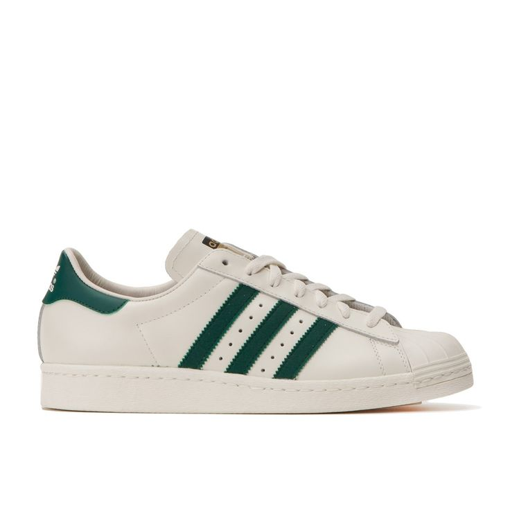 Adidas Superstar 80's DLX (Vintage White / Collegiate)