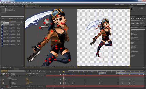 Coconut2D prepares for Battle (CocoTeam  vs Zombies).