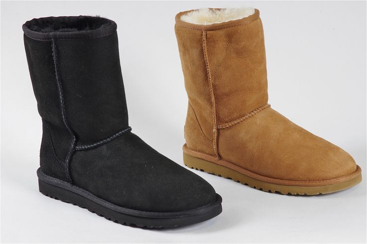 Classic Short by Ugg Australia - Still the classic. 8 inch shaft with nylon binding and whip stitching. Order yours now: http://millershoes.com/shop/boot/classic-short/ #Ugg #UggAustralia #boot #shortboots