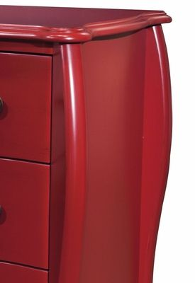 DESIGNER CHOICE: SCARLET RED by Durham Furniture available at Smitty's Fine Furniture