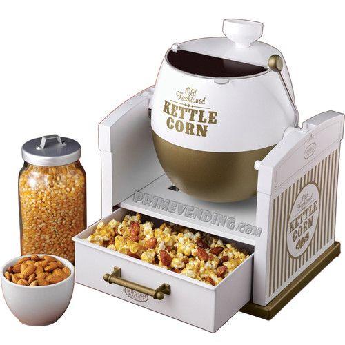 25 Best Ideas About Kettle Corn Machine On Pinterest