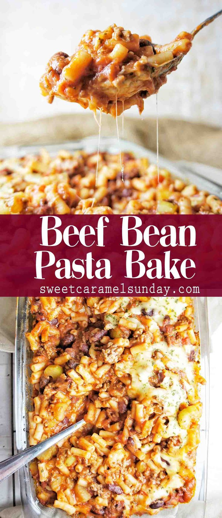 Beef Bean Pasta Bake This Cheesy Mince Pasta Bake Will Quickly Become A Family Favourite An Easy R Easy Pasta Recipes Minced Beef Recipes Mince Recipes Dinner