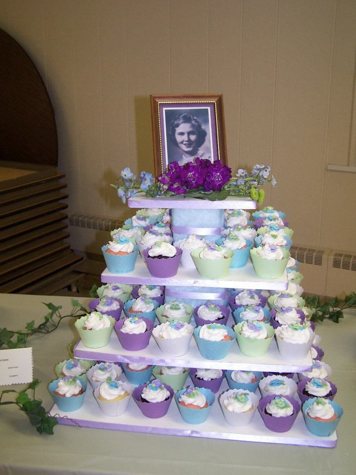 75th birthday cupcakes 75th birthday parties 75th