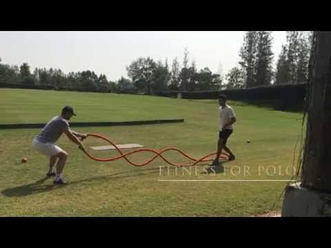 Physical Training for Polo Players | by Prof. Martin Perez