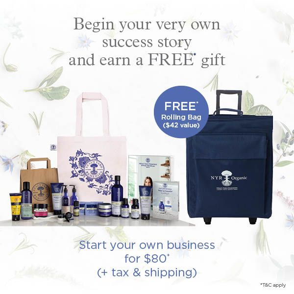 From Dec. 30, 2016-Jan. 30, 2017 you can join Neal's Yard Remedies for only $80 + tax/shipping. Seriously, this kit contains 10 full-sized products, including Deliciously Ella facial wash and moisturizer! Share these organic beauty, health and aromatherapy products with family, friends and co-workers and earn back the price of the kit in no time! Change the world, one blue bottle at a time and help your clients Switch to Safer products! www.fb.com/nyrosue