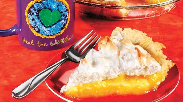 Lemon Meringue Pie - Penzey's recipe