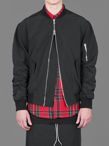 Sleeve jackets and bomber jackets on pinterest for Bomber bag review