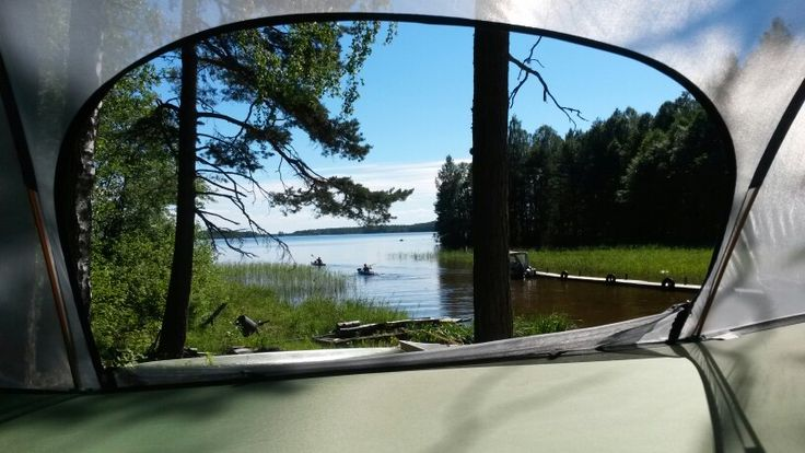 Tentsile Finland Experience