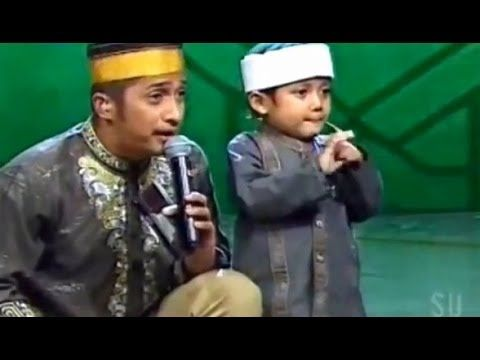 Muhtadi Ahmad 3 Tahun Hafidz Qur'an QS : Al Mutafifin (+playlist)