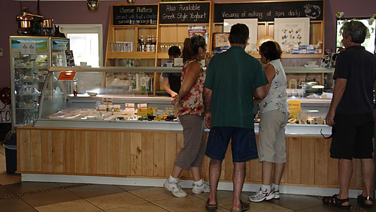 Gallo dairy, Atherton Tablelands, Tropical North Queensland, Gourmet, yourtrails.com.au