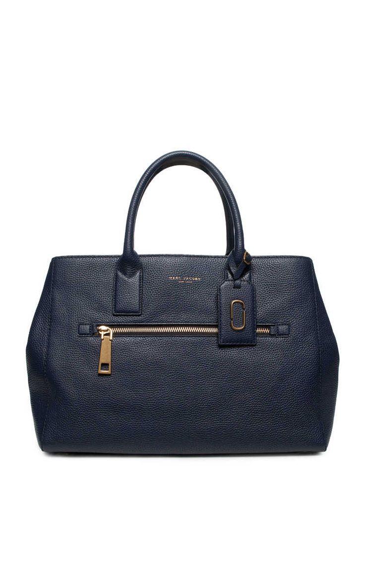Handväska Gotham N/S Tote MIDNIGHT BLUE - Marc Jacobs - Designers - Raglady