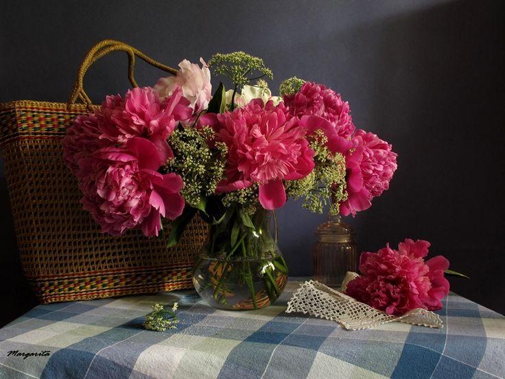 Цветы. Натюрморты №2 - Страна Мам