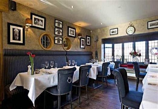 Interior Design - The Star Inn, Harome  http://www.petersilk.co.uk/article.php/12/the-star-inn-hotel-restaurant-harome-north-yorkshire