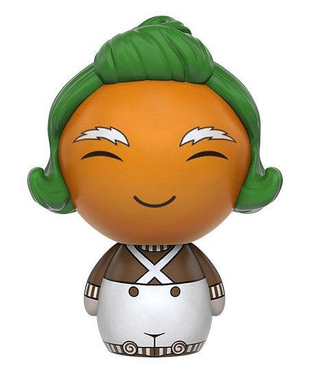 Funko Willy Wonka Oompa Loompa Dorbz Figurine | zulily