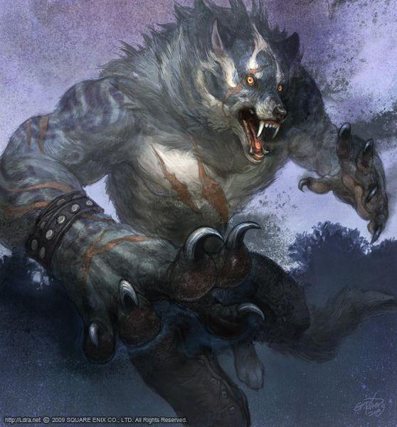 Werewolf - G.River