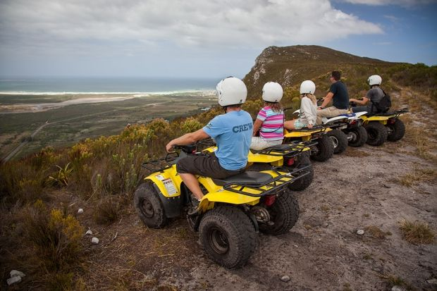 10 Things You Didn't Know About the Grootbos Experience | Grootbos #quadbike #adventure #travel http://www.grootbos.com/en/blog/travel/10-things-you-didnt-know-about-the-grootbos-experience