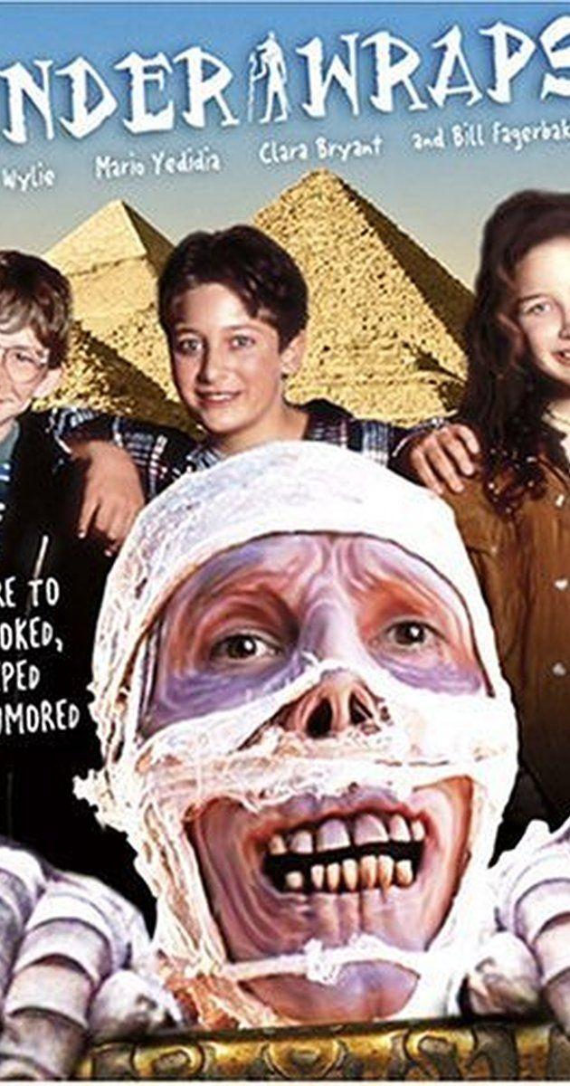 Directed by Greg Beeman.  With Adam Wylie, Mario Yedidia, Clara Bryant, Ken Hudson Campbell. Three kids accidentally re-animate a mummy on Halloween.