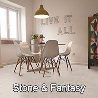Vinyl Concept Stone & Fantasy (Gluedown)