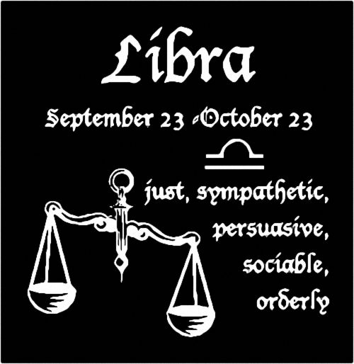 greek zodiac sign, libra | Libra Horoscope Sign Predictions and Readings for Free, Daily, Weekly ...