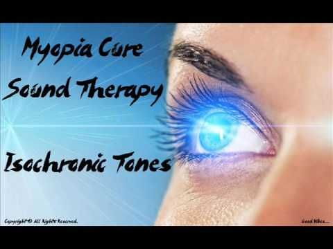 Myopia Cure Isochronic Tones - Improve Your Eyesight - 20/20 Vision Subl...