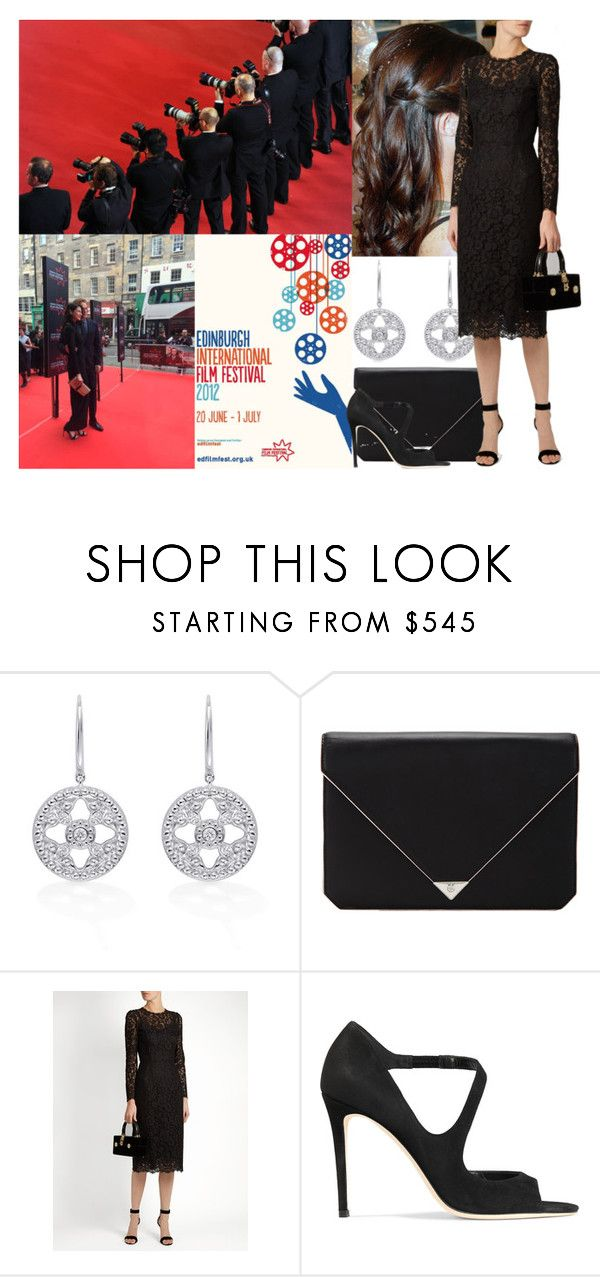 """""""Attending the 2012 Edinburgh International Festival"""" by maryofscotland ❤ liked on Polyvore featuring Alexander Wang, Dolce&Gabbana and Jimmy Choo"""
