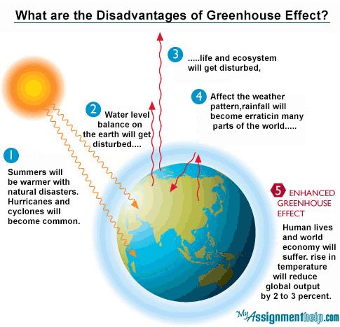 how the 'greenhouse' effect promotes global This study aimed to eliminate misconceptions related to global climate  rain,  global warming, greenhouse effect and ozone layer depletion.
