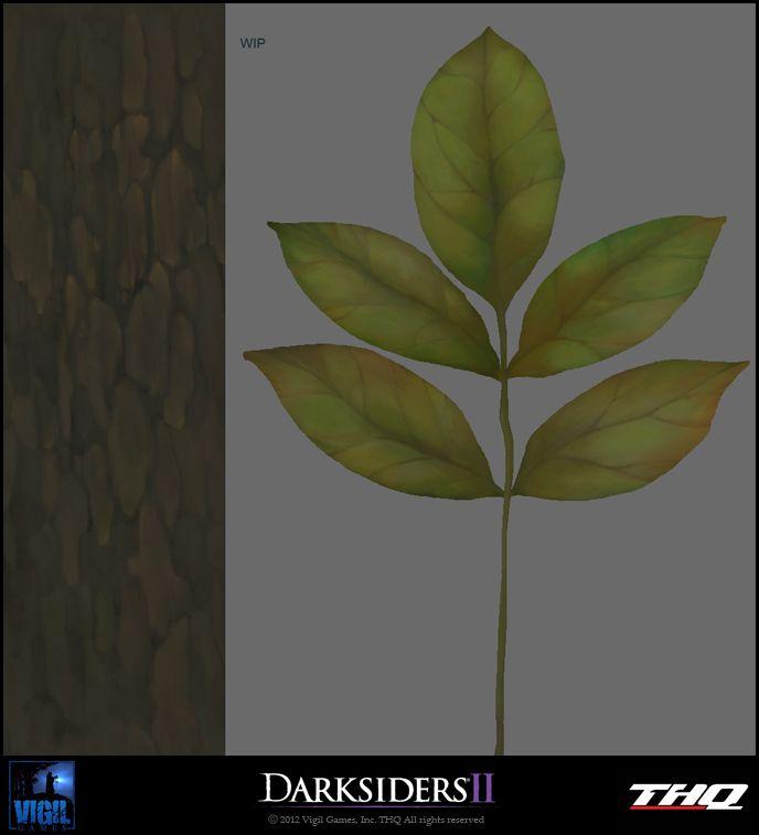 Yan Chan: 3d Artist   Darksiders II Gallery3