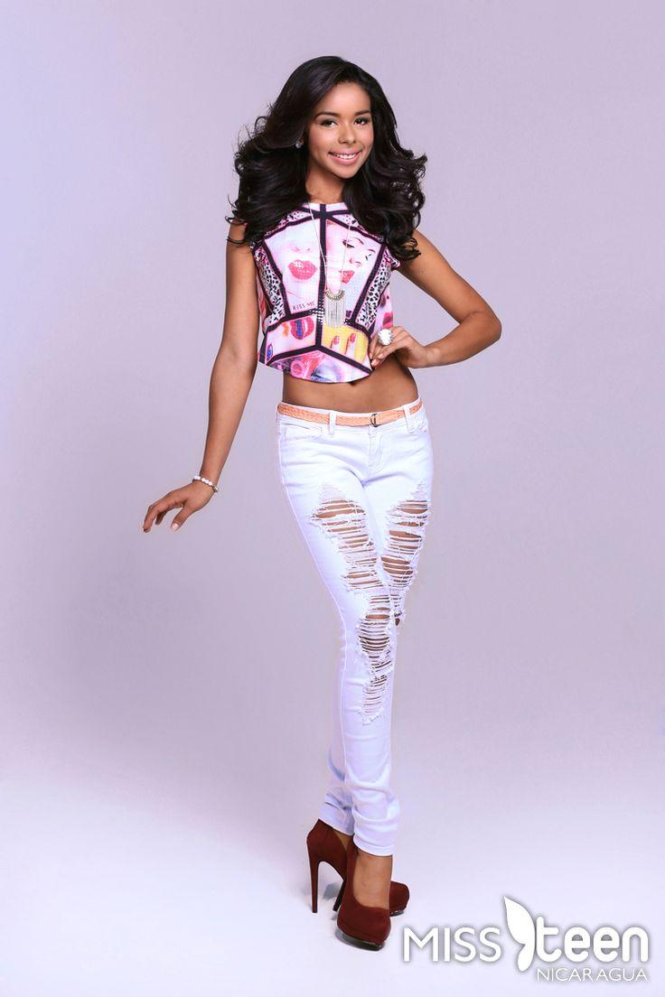 Salka Mora, candidata a #MissTeenNica 2015. Tiene 18 años - Granada. ¡Clic para conocerla! http://www.missteennicaragua.com/candidata/salka-mora/