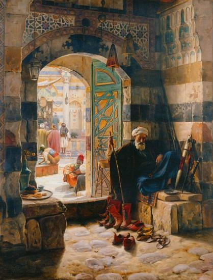Orientalist Paintings on Pinterest | Deutsch, Mosques and Harems www.pinterest.com418 × 550Buscar por imagen