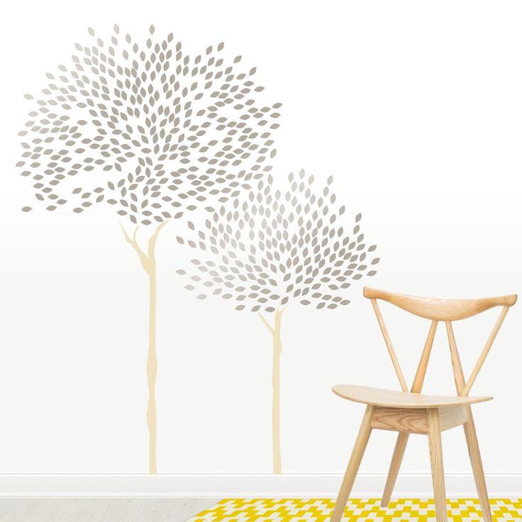 vinilo decorativo rbol ideas decoracin salones habitacion infantil y del beb dormitorio juvenil