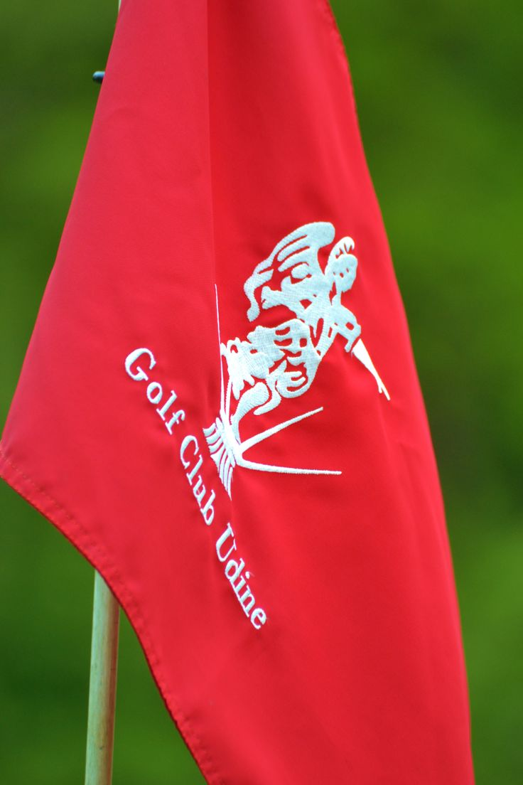 The Flag, Golf Club Udine, Fagagna - Italy.