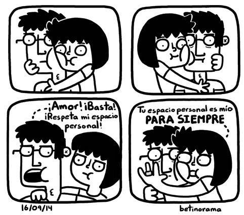 Betinorama - Comic