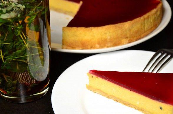 Тыквенно-сливочный чизкейк с брусничным желе рецепт – выпечка и десерты. «Афиша-Еда»