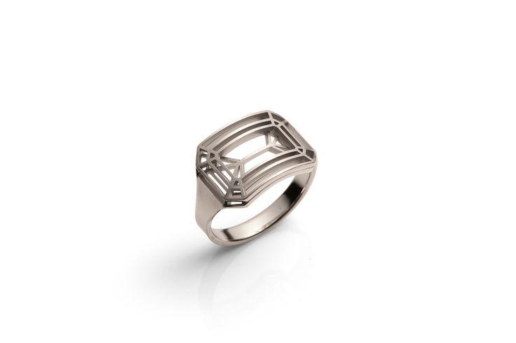"v2com newswire | Product | Rings ""cut"" - KISSdesign, Sally Kiss  @knauf-fotodesign"
