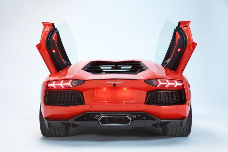 Lamborghini Aventador | Lamborghini Aventador na fábrica de Sant'agata Bolognese, na Itália