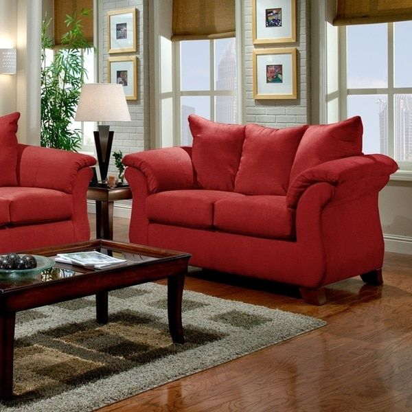 Best 25 red couch rooms ideas on pinterest grey living Red and grey sofa