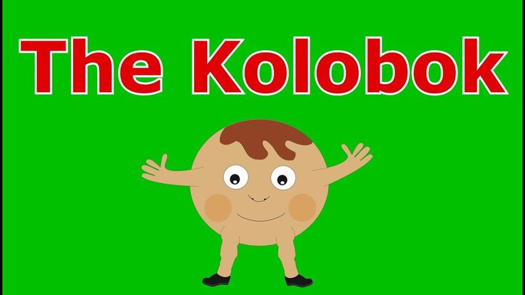 🙂The Kolobok - Animated fairy tale for toddlers and children - bedtime stories for kids - cartoon