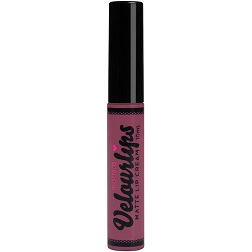 Australis Cosmetics Matte Velourlips Lip Cream in Oh-Saka (dusty, cool-toned dark pink) $10.49