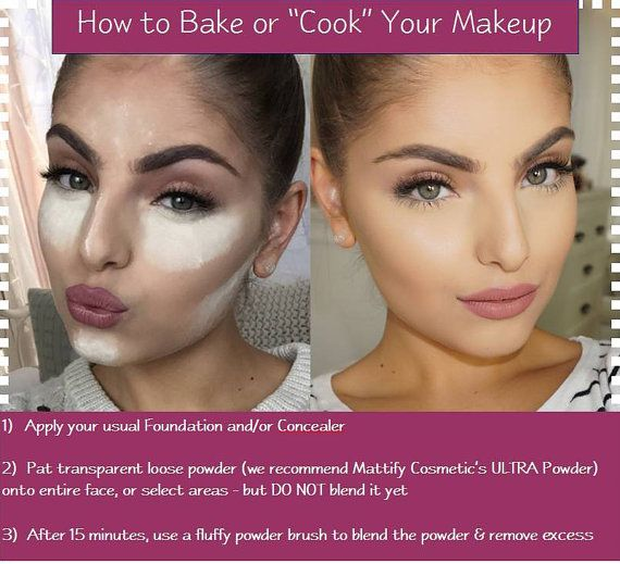 How to Cook Your Makeup - a favorite application technique used by makeup artists worldwide! Baking your makeup provides a long lasting flawless look.