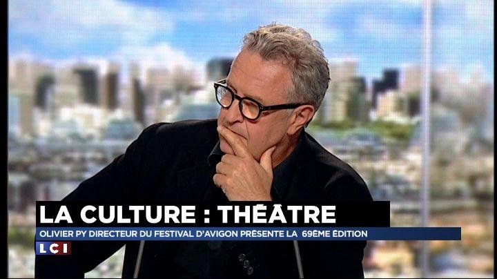 """Festivals annulés : """"Un suicide culturel partout en France"""", affirme Olivier Py"""