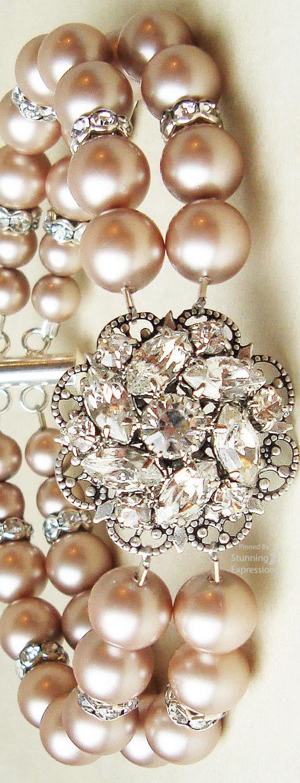 Pearls & Rhinestones