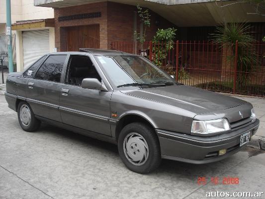 Renault 21 TXE