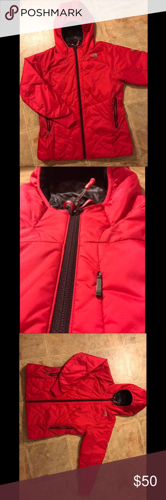 Cute red north face women's winter jacket ! #stripes #forever #winter #Christmas #greyshirt #simple #cute #fun #layering #ootd #fresh #sexy #autumn #shirt #longsleeve #beautiful #vintage #sweater #forever21 #californialove #fashion #style #hipster #young #spring #mini #cute #girly #rue21 #21 #young #outfitoftheday #sexy #hot #kyliejenner #taylorswift #formal #simple #northface #thenorthface #jackets North Face Jackets & Coats Puffers