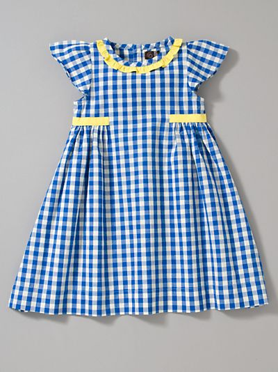 adorable....love the style, fabric and colors