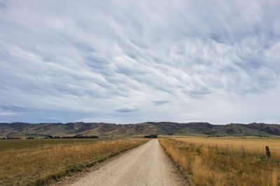 Awesome clouds greeted me in the Maniototo today. Will be posting with my mobile for the next month or so as I accidentally dropped my camera in the irrigation pond and will send it away to be checked over #samsung #samsungs7 #ManiototoNz #centralotagonz #nzmustdo #newzealandguide #newzealandfinds #newzealandphotography #purenewzealand #ig_newzealand #gottalovenz #nzweather #metservicenz #samsungnz