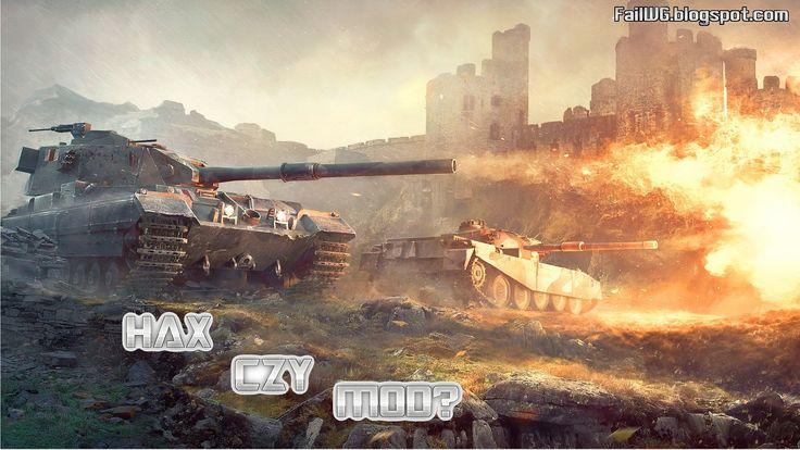 FailWG - World Of Tanks Mods & Cheats: Hax czy Mod? #2 - AimBot w World Of Tanks
